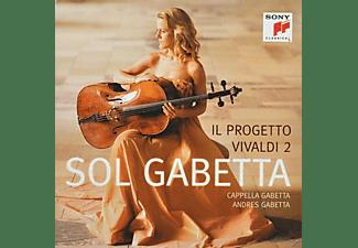 Sol Gabetta, Andres Gabetta, Capella Gabetta, Sol/cappella Gabetta Gabetta - Il Progetto Vivaldi 2  - (CD)