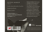 Kent Nagano, Christian Gerhaher, Orchestre Symphonique De Montreal - Lieder Eines Fahrenden Gesellen [CD]