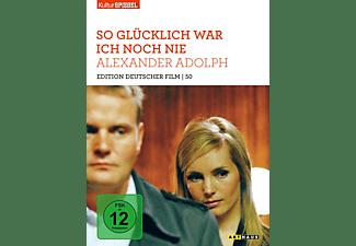 So glücklich war ich noch nie (Edition Deutscher Film) DVD