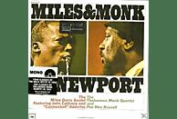 Miles Davis - Miles & Monk At Newport =Mono= [Vinyl]