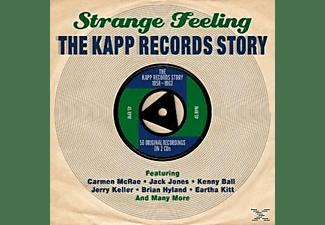 VARIOUS - Strange Feeling-Kapp  - (CD)