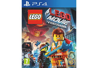 LEGO Movie The Videogame PlayStation 4