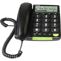 DORO PhoneEasy® 312cs Seniorentelefon