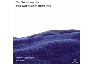 Hillier & Arsnovacopenhagen - THE NATURAL  - (SACD Hybrid)