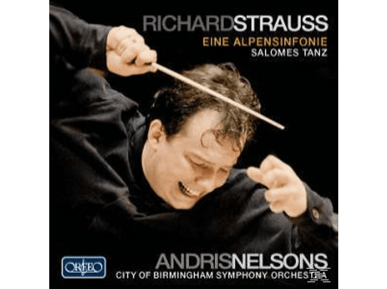 Andris & City Of Birmingham Symphony Orchestra Nelsons, Cbso Andris Nelsons - Eine Alpensinfonie,Salomes Tanz op.54 [CD]
