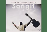 Sangit - Where The Thundergiants Sleep [CD]