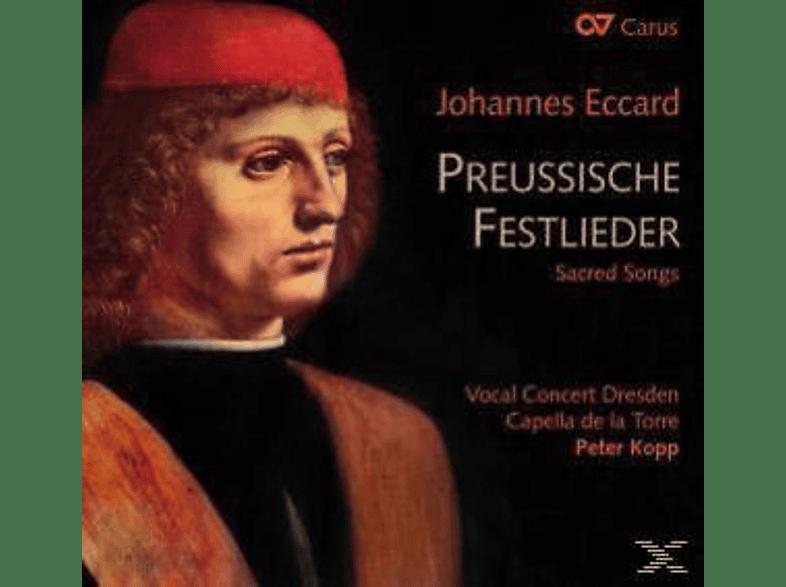 Kopp/Vocal Concert Dresden/Capella De La - Preussische Festlieder [CD]