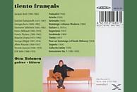 Otto Tolonen - Tiento Francais [CD]