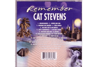 Cat Stevens - REMEMBER - THE ULTIMATE COLLECTION  - (CD)