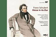 Stuttgarter Kantorei, Stiftsphilharmonie Stuttgart, Lauren Bro, Johannsen/Stuttgarter Kantorei/Stiftsphilharmonie - Messe As-Dur [CD]