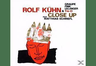 Rolf & Tri-o Kühn, Kühn,Rolf & Trio Feat.Schrief,Matthias - CLOSE UP  - (CD)