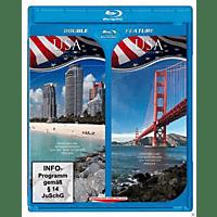 USA - Die Küsten aus der Luft [Blu-ray]