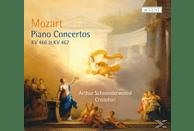 Arthur Schoonderwoerd, Cristoferi - Piano Concertos KV 466 & KV 467 [CD]