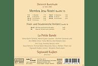 Sigiswald Kuijken, Anne-Katrin Schenck, Kuijken,B./Demeyere,E., La Petite Bande - Membra Jesu Nostri BuxWV 75/Fried-Und Freudenreic [CD]