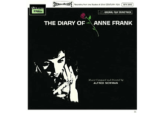 Alfred Newman - Diary Of Anne Frank  - (CD)