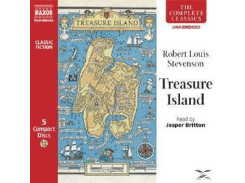 TREASURE ISLAND - (CD)