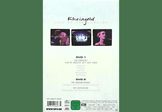 Klaus Schulze, Lisa Gerrard - Rheingold - Live At The Loreley  - (DVD)