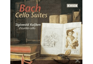 Sigiswald Kuijken - The Cellosuites BWV 1007-1012 (Played On - (CD)
