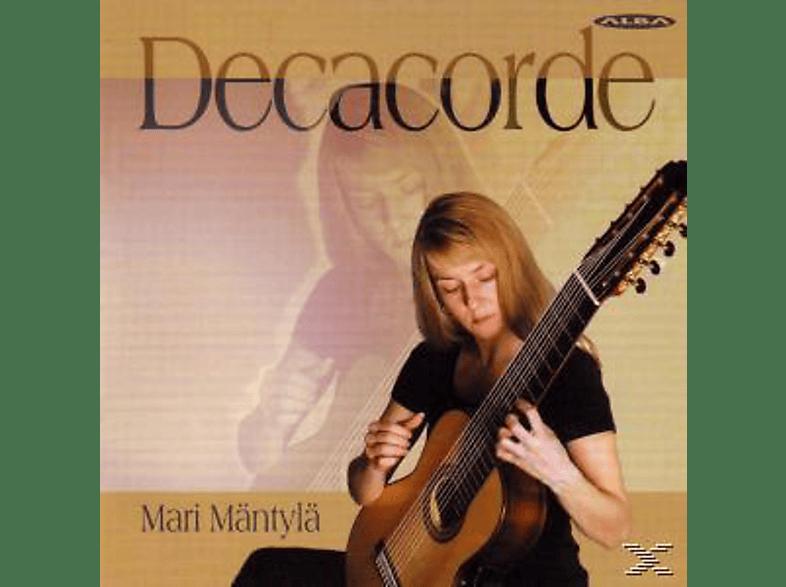Mari Mantyla - MANTYLA: DECACORDE [CD]