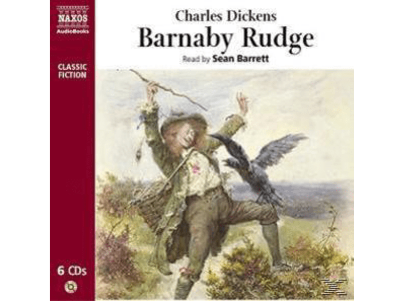 BARNABY RUDGE - (CD)