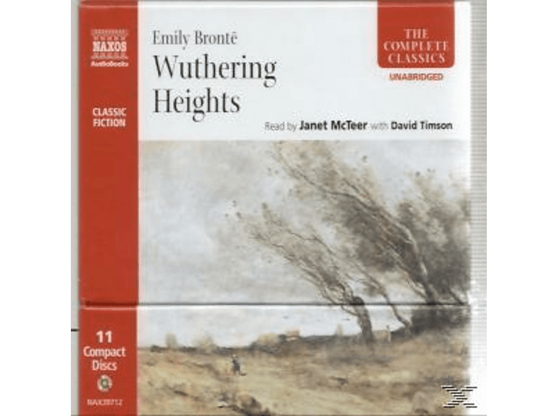 WUTHERING HEIGHTS - (CD)