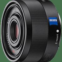 SONY SEL35F28Z Zeiss Vollformat - 35 mm f/2.8 ASPH, IF, DMR, Circulare Blende (Objektiv für Sony E-Mount, Schwarz)
