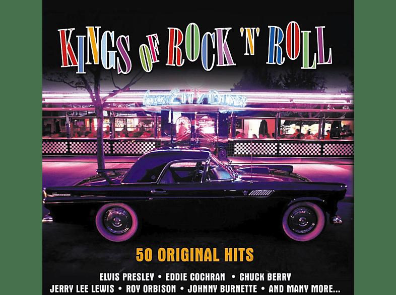 VARIOUS - Kings Of Rock 'n' Roll [Box-Set, Doppel-Cd] [CD]