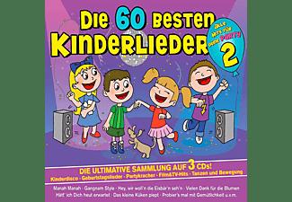 Familie Sonntag - Die 60 Besten Kinderlieder Für Deine Party  - (CD)