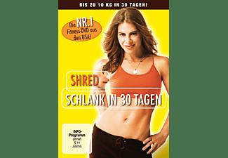 SHRED - Schlank in 30 Tagen DVD