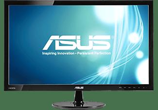Monitor gaming - Asus VS248HR, TN, Full HD, 1ms, 250 nits, HDMI, Antireflejos, Splendid, Negro