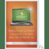 Windows 7 Home Premium 32Bit OEM LCP*