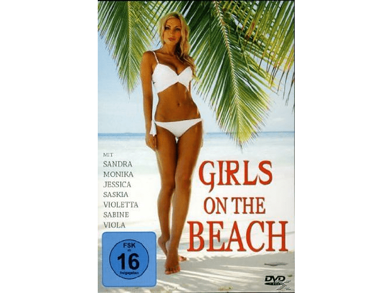 Girls on the beach [DVD]