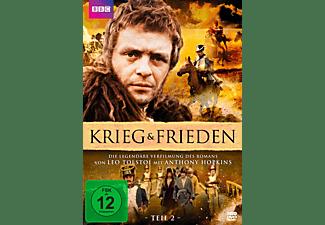 Krieg und Frieden - Teil 2 DVD