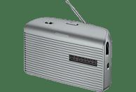 GRUNDIG Music 60 Radio, Analog, FM, AM, Silber