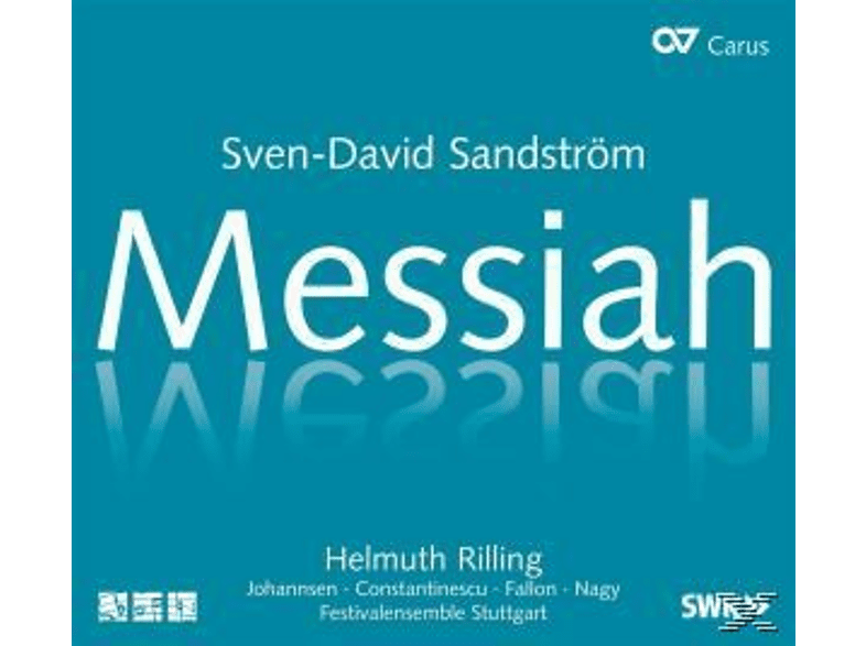 Rilling, Johannsen, Nagy, Fallon, Festivalen, Rilling/Johannsen/Fallon/Nagy/Festivalen - Messiah [CD]