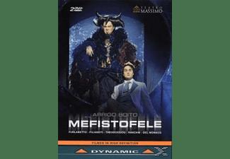 VARIOUS, Furianetto/Filianoti/Theodossiou/Ranzani/+ - Mefistofele  - (DVD)