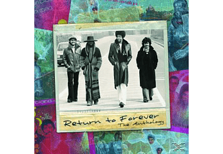 Return To Forever - Anthology - (CD)