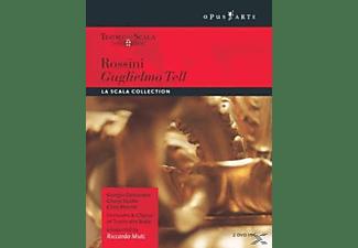 Orchestra And Chorus Of Teatro Alla Scala, VARIOUS - Wilhelm Tell  - (DVD)