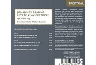 Christian Wilm Müller - Letzte Klavierstücke op.116-119 [CD]