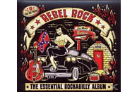 VARIOUS - Rebel Rock-Essential Rockabilly [CD]