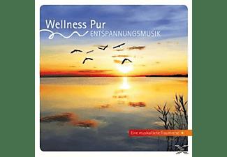 Wellness Pur - Entspannungsmusik  - (CD)