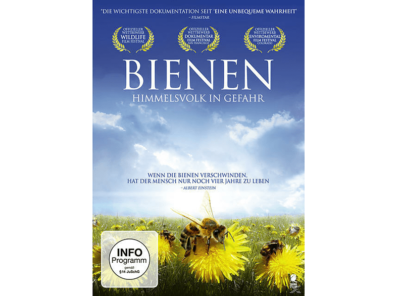 Bienen - Himmelsvolk in Gefahr [DVD]