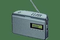 GRUNDIG Music 61 Radio, PLL Tuner, Schwarz/Graphit