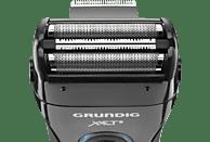 GRUNDIG MS 6240 Rasierer Schwarz/Blau