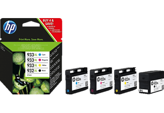 HP 932XL/ 933XL Combo Pack - (C2P42AE)
