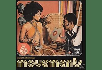 VARIOUS - Movements Vol.6  - (Vinyl)