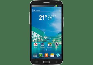 Móvil - Woxter Zielo Q50 Negro, Dual SIM y 6 pulgadas de pantalla IPS