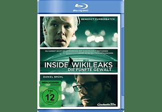 Inside Wikileads - Die fünfte Gewalt [Blu-ray]