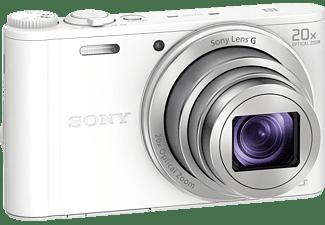 SONY Kompaktkamera DSC-WX350 Cyber-shot, weiß