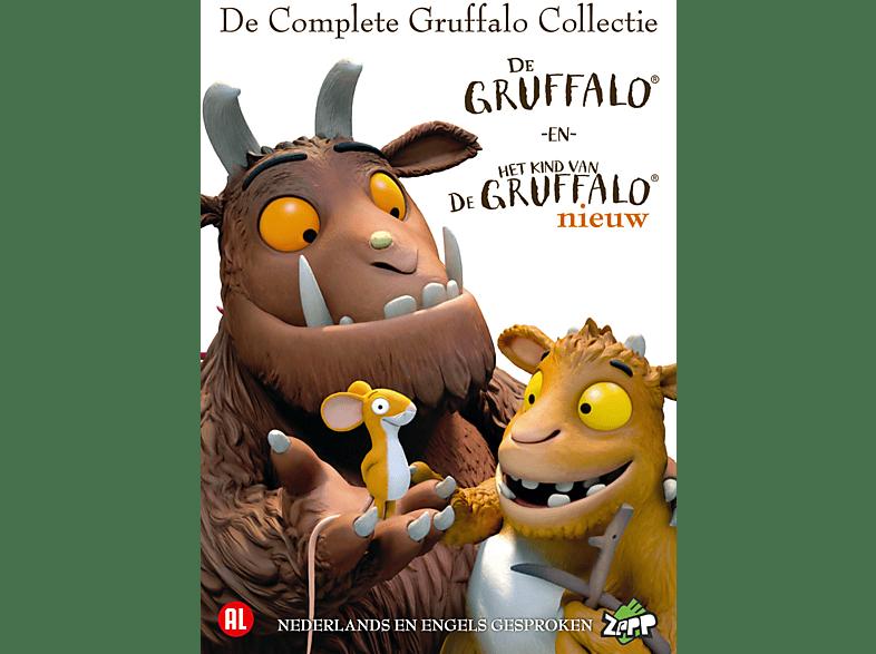 Gruffalo + Het Kind Van De Gruffalo DVD